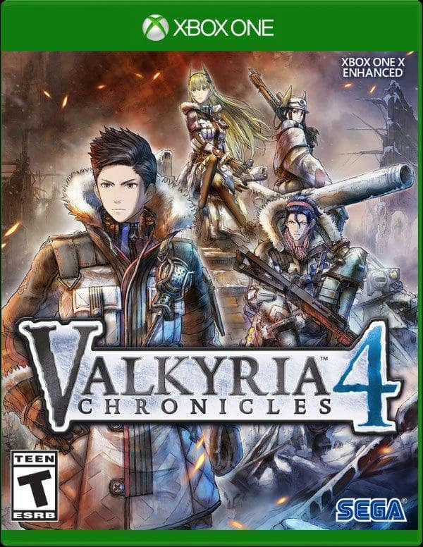Valkyria Chronicles 4 | Nintendo Switch | Xbox One | GameStop $9.99