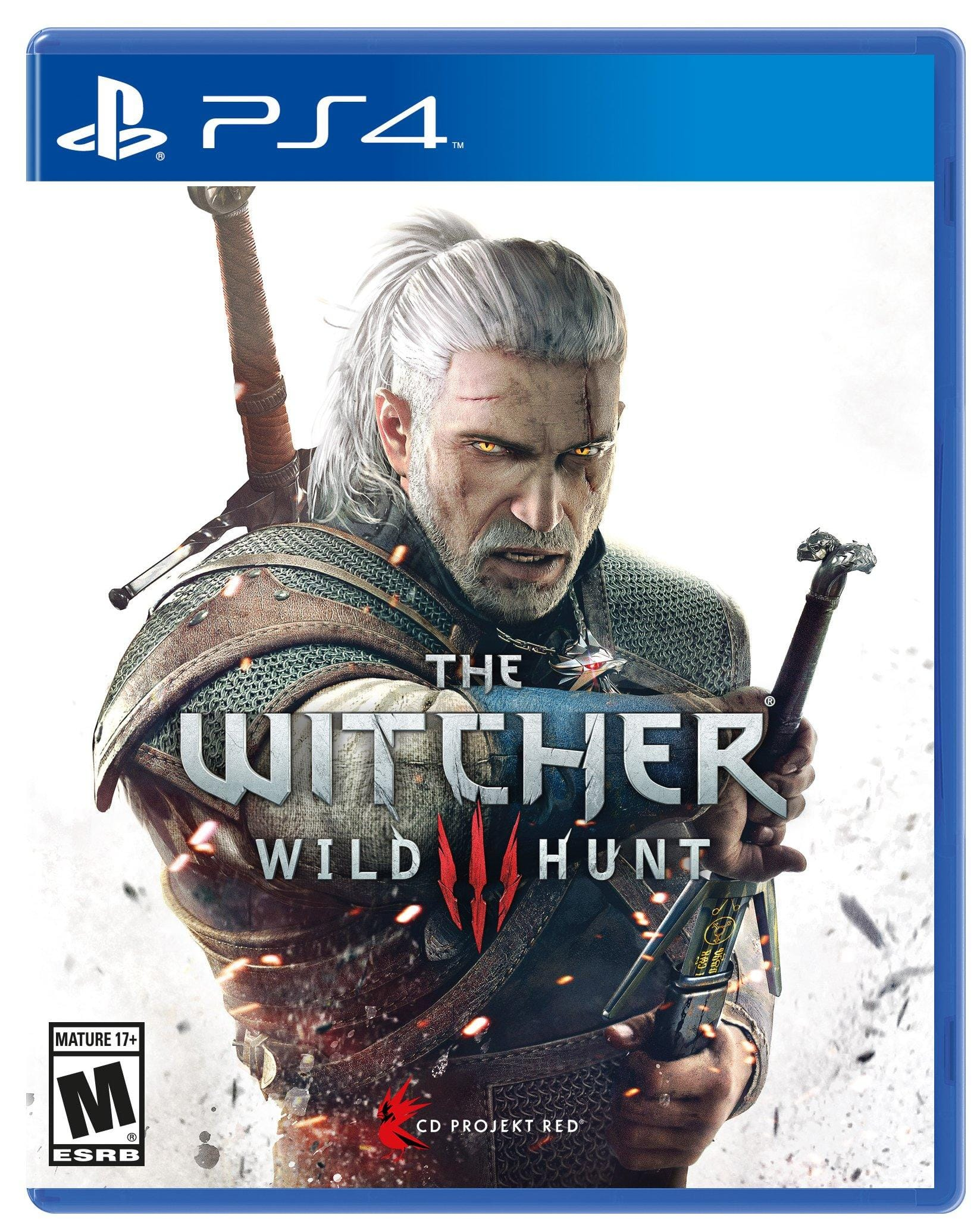The Witcher III: Wild Hunt | Xbox One | PlayStation 4 |Plus Free Next Gen Upgrade $7.99 at Gamestop