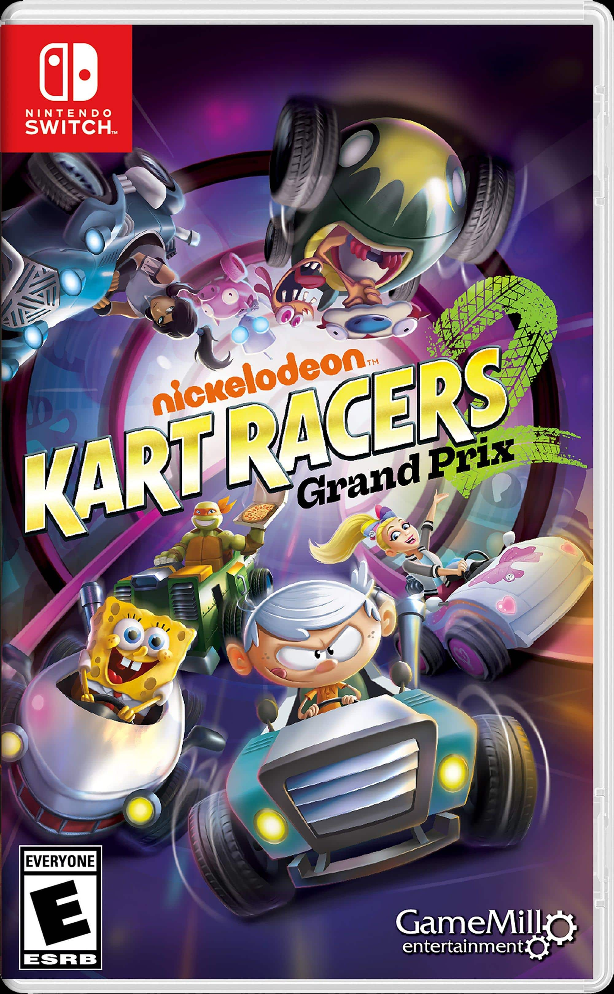Nickelodeon Kart Racers 2: Grand Prix | Nintendo Switch Playstation 4 or Xbox One $19.99