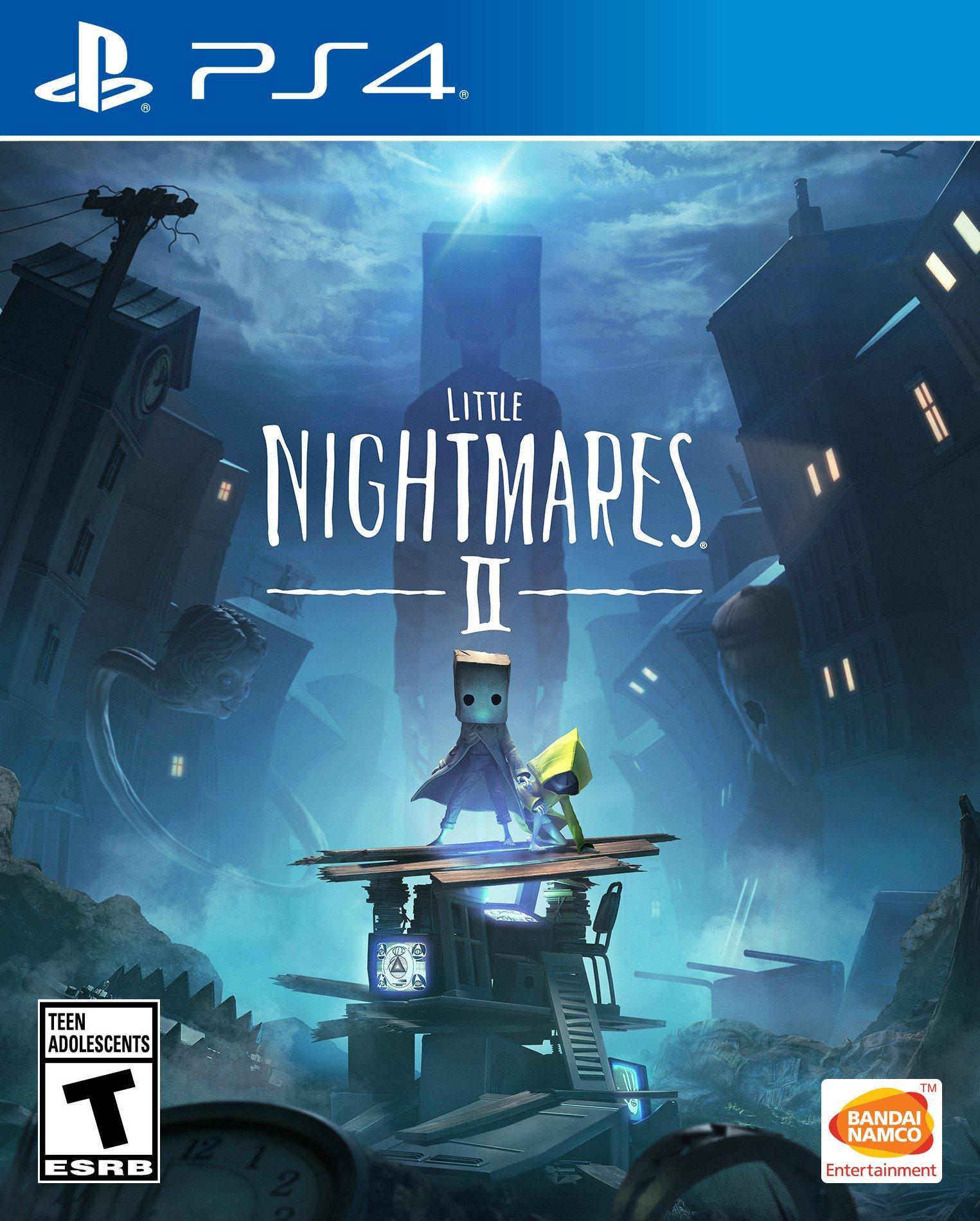Little Nightmares II | PlayStation 4 | GameStop $19.99