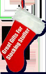 Router bit stocking stuffers