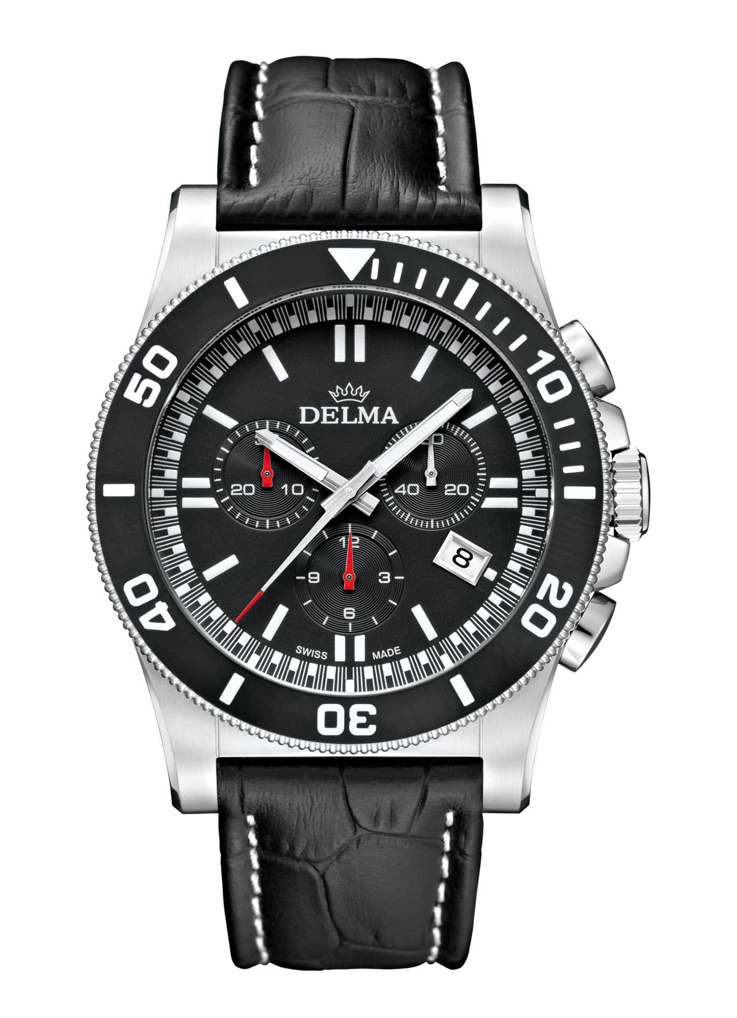 Black Friday 25% OFF Select Delma Swiss Watches