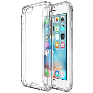 ($4.50) iPhone 6/6S Clear Case - FS with Amazon Prime