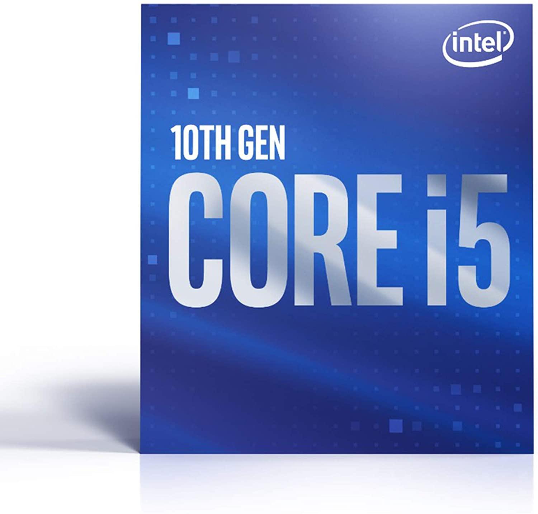 Intel Core i5-10400 Desktop Processor 6 Cores up to 4.3 GHz  LGA1200 $149.99