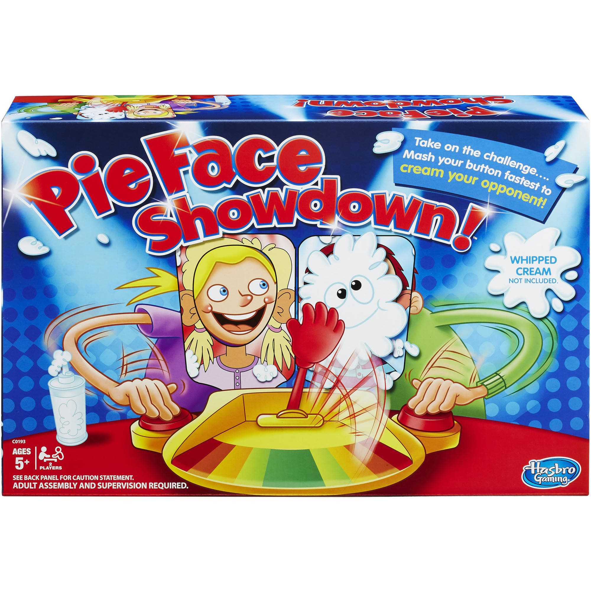 Pie Face Showdown @ WalMart $2
