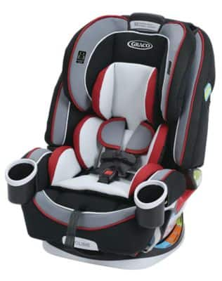 Graco 4Ever™ 4-in-1 Convertible Car Seat - $203