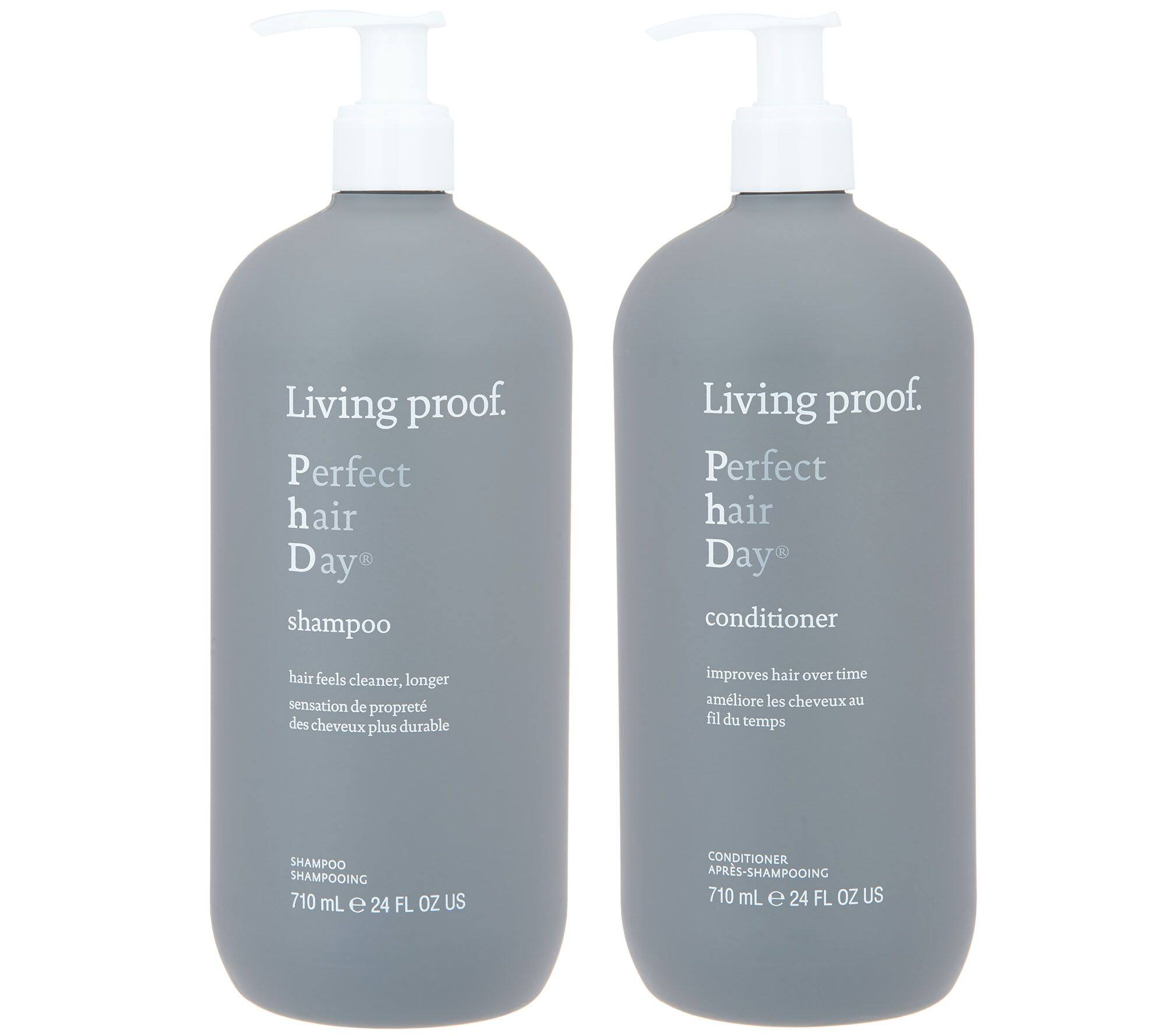 Living Proof Shampoo & Conditioner Set - $69 + $3.50 shipping @ QVC