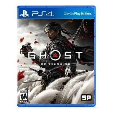 Ghost of Tsushima $36 or less @ Target w/ Circle Offer - $36