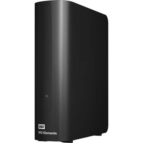 WD 8TB Elements Desktop USB 3.0 $121.09