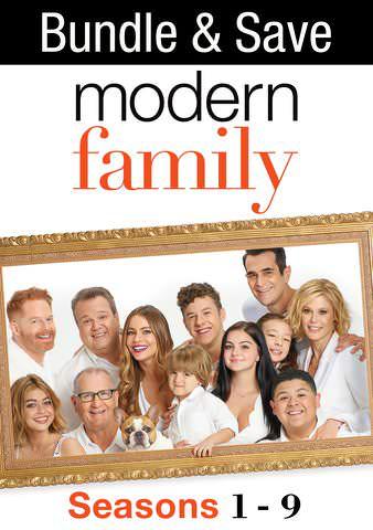 VUDU: Modern Family Seasons 1-9 Digital Copy $50