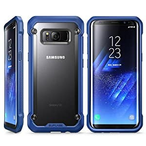 Samsung Galaxy S8 case by Supcase on Amazon after coupon $4