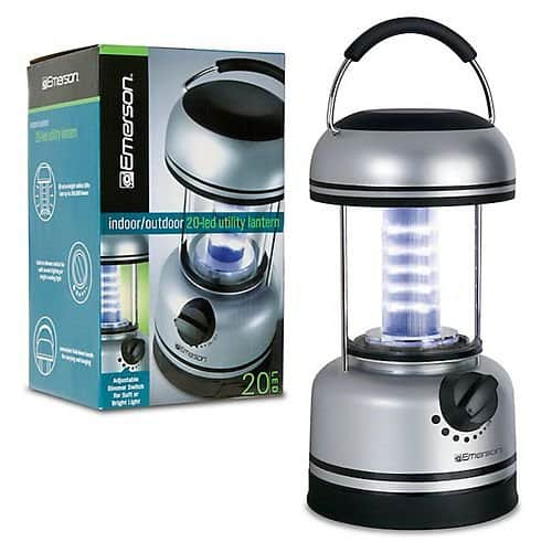 Emerson 20 LED Utility Lantern $0.99 at CVS - huge YMMY