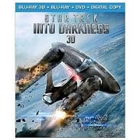 Amazon Deal: Star Trek Into Darkness (Blu-ray 3D + Blu-ray + DVD + Digital Copy) - $13.34 @ Amazon WareHouseDeals