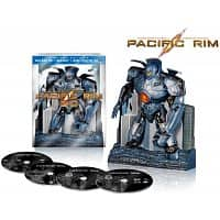Amazon Deal: Gold Box Deal of the Day: Up to 55% Off Pacific Rim Collector's Edition and the Predator Bundle. Today only, July 30th, 2014.