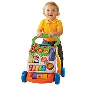 VTech Sit-to-Stand Learning Walker : $19.99