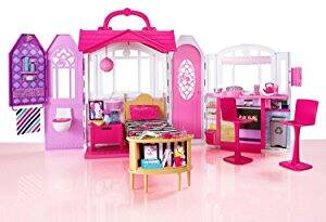 Barbie Glam Getaway House: $24.50