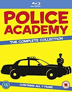 Police Academy 1-7: The Complete Collection [Blu-Ray]: $21.99
