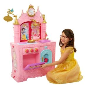 Disney Princess Royal 2-Sided Kitchen & Caf:$22.77