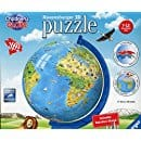 Ravensburger -Children's World Globe 3D Puzzle (180 pc): $12.74