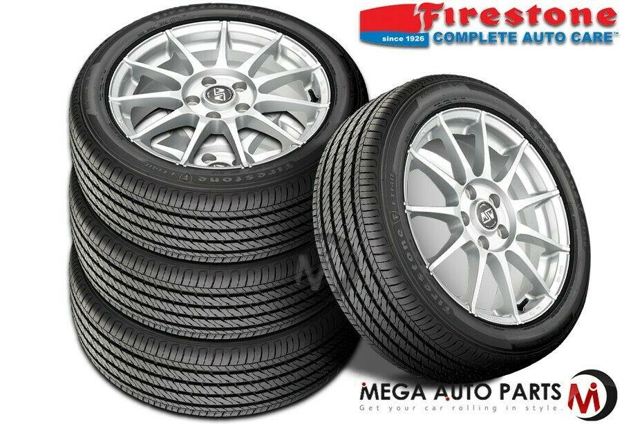 4 Firestone FT140 205/55R16 91H All Season Tires CLOSEOUT $  | eBay $247.99