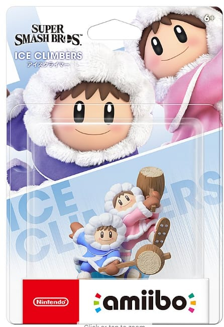 Ice Climber Amiibo Pre-Order $15.99 or potentially less with GCU