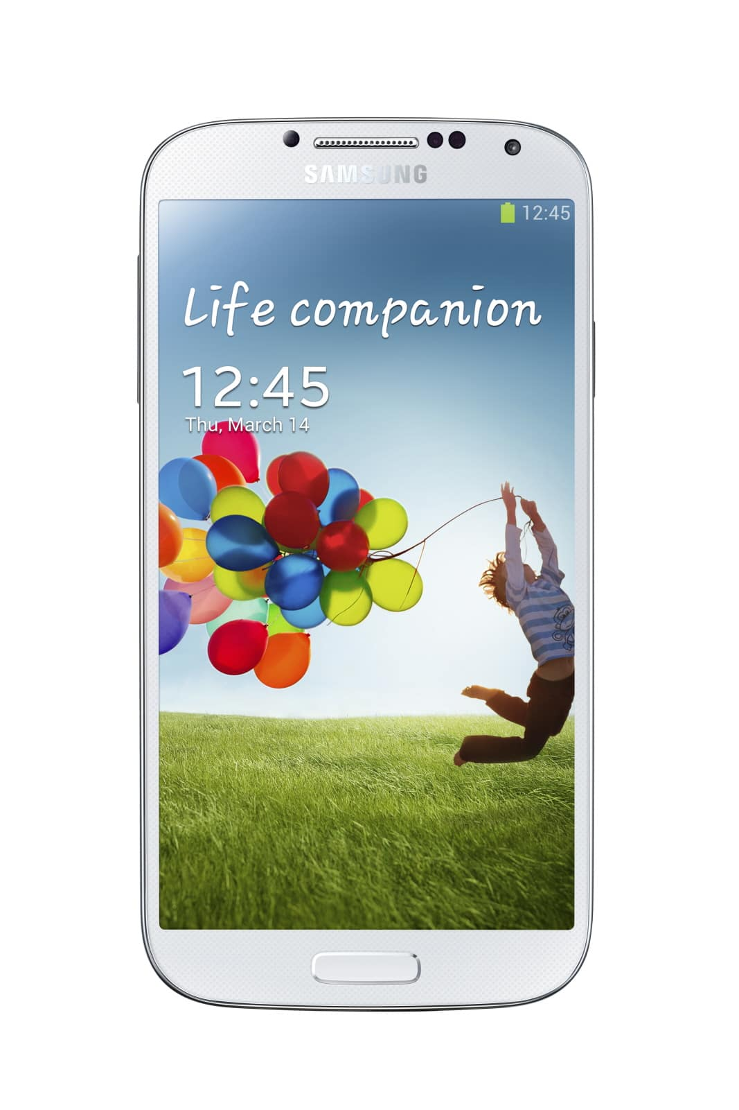 "Samsung Galaxy S® 4, No contract, Certified ""Like New"" , $179.99 + tax. AT&T"