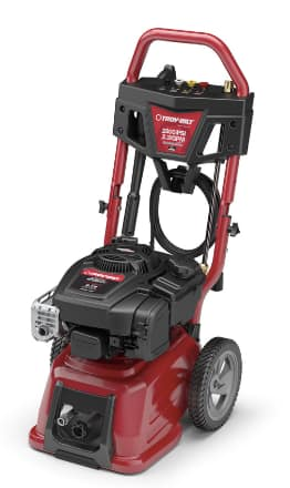 Troy-Bilt 2800-PSI 2.3 Gallons-Gpm Cold Water Gas Pressure washer - $199