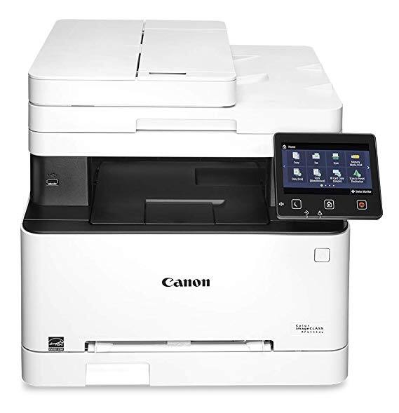 Canon Color imageCLASS MF644Cdw - All in One, Wireless, Mobile Ready, Duplex Laser Printer - $249