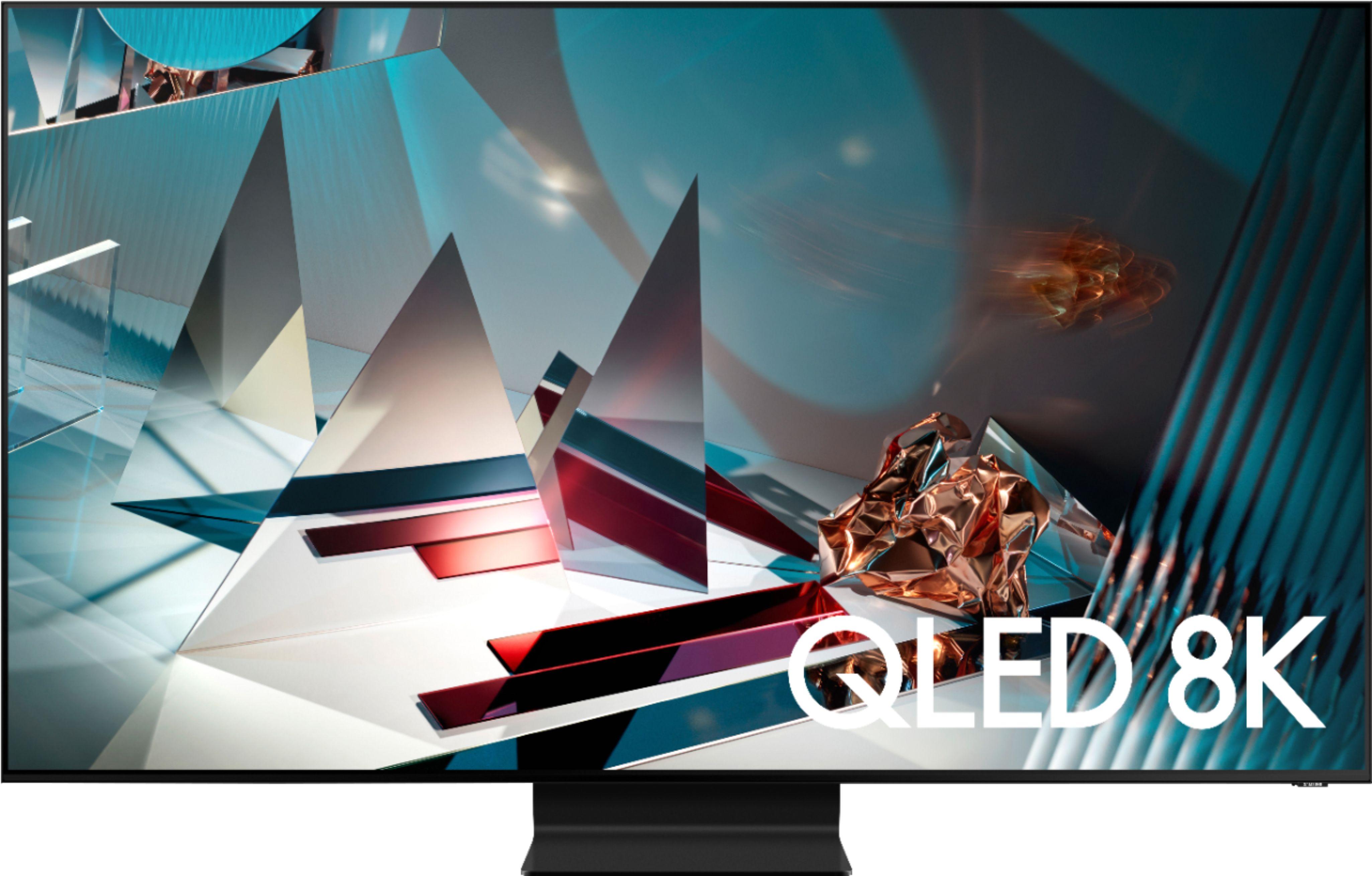 "Samsung 65"" Class Q800T Series QLED 8K UHD Smart Tizen TV QN65Q800TAFXZA - $1999.99"
