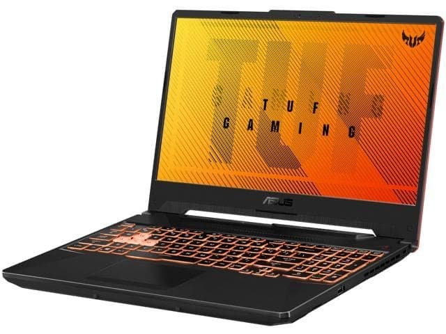 "ASUS TUF Gaming A15 - 15.6"" Ryzen 5 4600H Gaming Laptop - Newegg.com - $819.00"