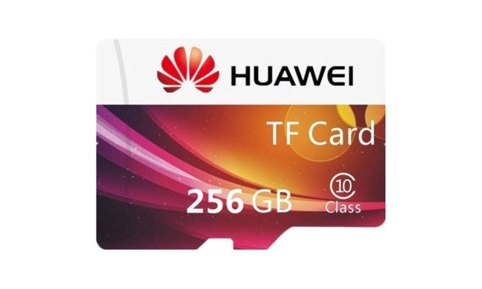 256GB huawei microsd card for $9.99, via groupon.