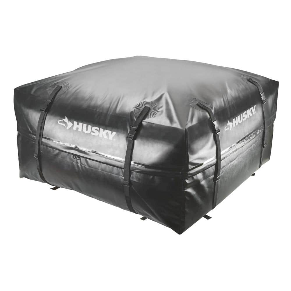 Home Depot - Husky 15 cu ft Rooftop Cargo Bag for $14.88...in store. $10 cheaper than BF.. Free shipping on orders over $45.