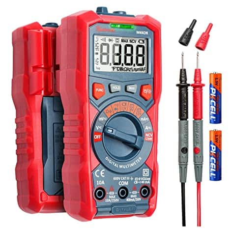 AstroAI 4000 Counts TRMS Digital Multimeter with NCV Function $14.99 + FSSS