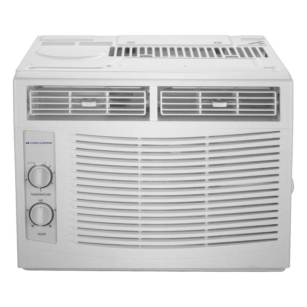 5,000 BTU Window Air Conditioner with Installation Kit $126 at Walmart