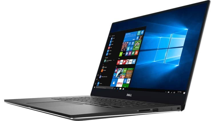 Dell xps 15 9560 4k Touch i7700 HQ 16GB 512 SSD Thunderbolt @ Microsoft $1499 Free Shipping