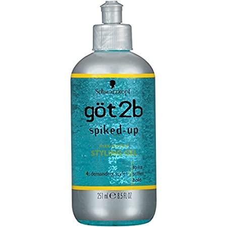 Got2b Spiked Up Gel 8.5-Ounce Bottle (Pack of 3) $6.02