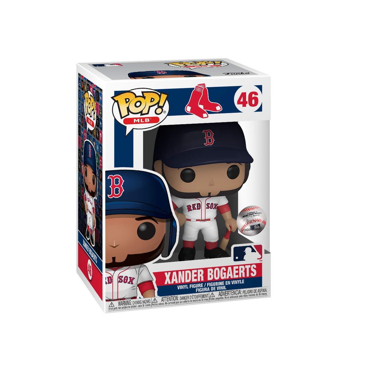 Funko POP MLB: Red Sox - Xander Bogaerts , Brown $3.84