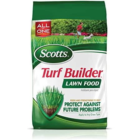 12.5-lb Scotts Turf Builder Lawn Food (5000 Sq. Ft.) $4.70