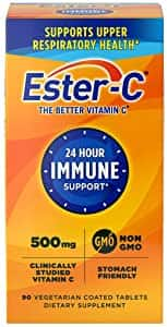 Ester-C Vitamin Tablets, 90 Count (Pack of 1) $2.43