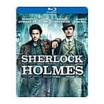 Inception, Sherlock Holmes on Blu-ray Steelbook $8