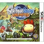 Scribblenauts Unlimited (3DS) $8