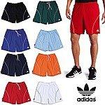 adidas Men's Striker Athletic Shorts for $10