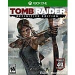 Tomb Raider: Definitive Edition (Xbox One) $15.99 (GCU $12.79)