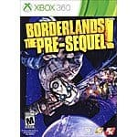 Borderlands: Pre-Sequel! (360/PS3) $10 GameFly Used