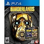 Borderlands: The Handsome Collection (PS4/X1) $40