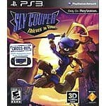 Sly Cooper: Thieves in Time (PS3/Vita) $11.00