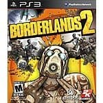 Borderlands 2 (PS3)  $4 + Free Store Pickup