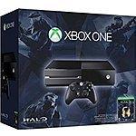 Xbox One Halo Bundle, Extra Controller & AC IV Black Flag $349