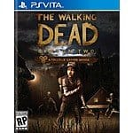 The Walking Dead: Season Two or The Wolf Among Us (Vita) $7 (GCU $5.59)