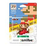 Retro Classic Color Mario amiibo back in stock